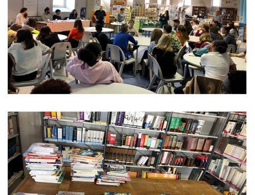 Réunion de lancement au lycée Saint-Charles