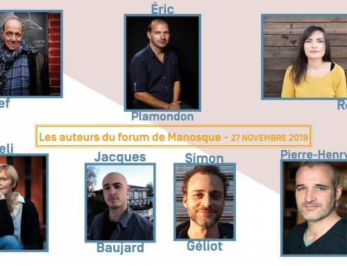 Les auteurs du forum de Manosque