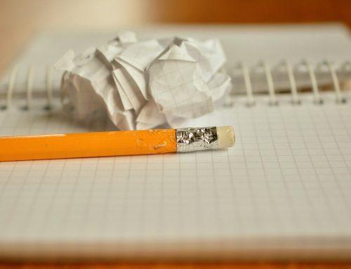 Top départ pour le Concours d'écriture 2019-2020
