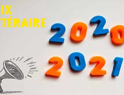 """""""Prix littéraire 2020-2021"""" : l'appel àcandidature est en ligne!"""