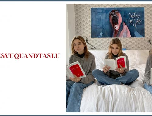 #tutesvuquandtaslu - Lycée Cézanne (Aix)