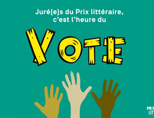 Ouverture des votes!
