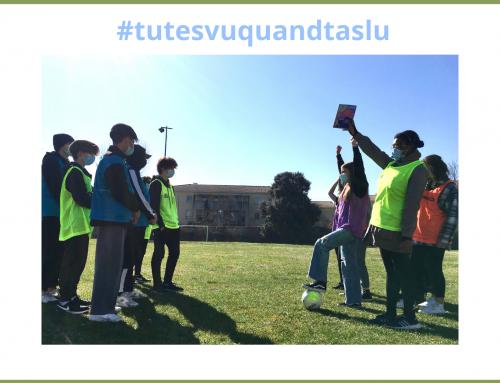 #tutesvuquandtaslu - Lycée Domaine d'Eguilles (Vedène)